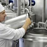 muncitor fabrica lapte, trimestru