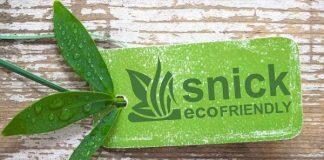 snick, ambalaje ecologice