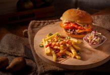 cheesburger, Romalimenta