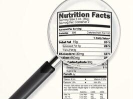 Etichetarea nutritionala